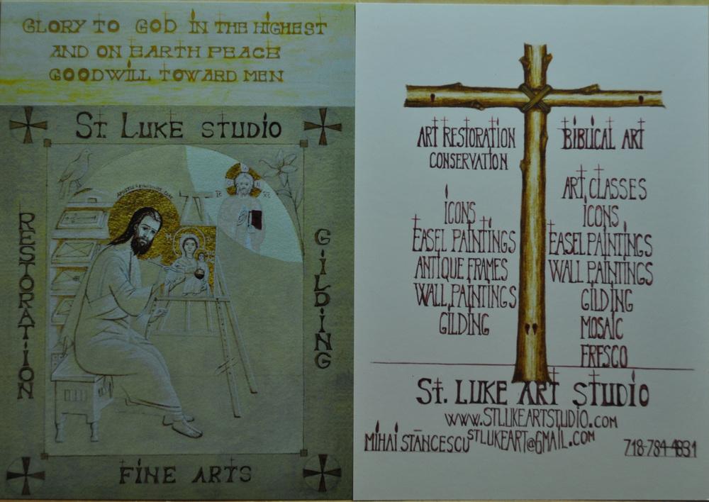ST. LUKE ART STUDIO